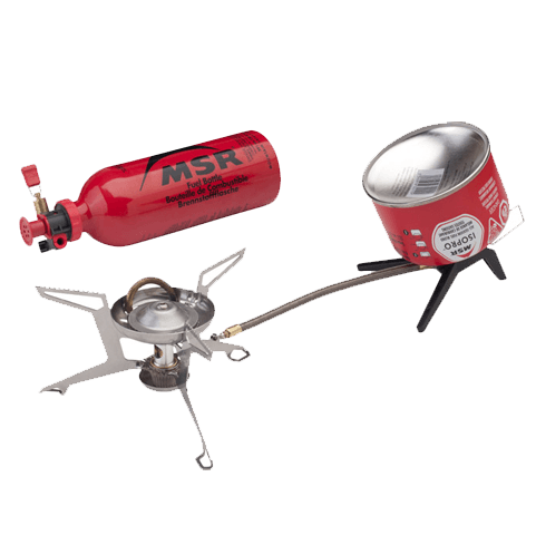 MSR WhisperLite Universal (fuel bottles not included)