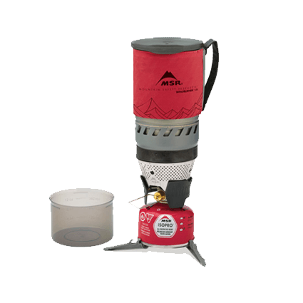 MSR WindBurner Stove (fuel not included)